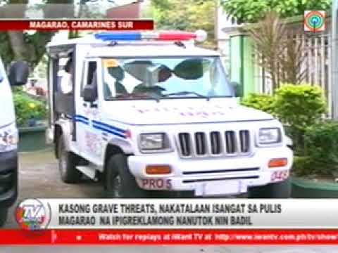 TV Patrol Bicol - Sep 18, 2017