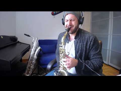 Adrian Planitz Saxophone - No Man No Cry Jimmy Sax Cover