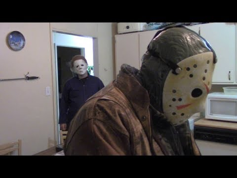 Michael Myers Vs Jason Voorhees at 4 AM