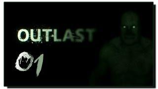 """OSTRA PSYCHOZA! - """"Outlast"""" #01 - Zagrajmy z Esem!"""