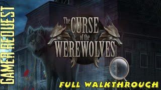 Let's Play - Tнe Curse of the Werewolves - Full Walkthrough