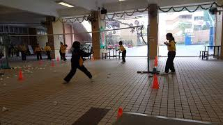 Publication Date: 2018-12-22   Video Title: Heidi上羽毛球班@保良局錦泰小學