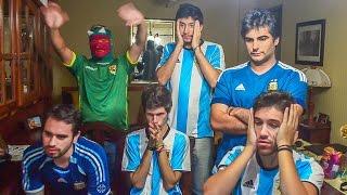 Bolivia 2 Argentina 0 | Eliminatorias Rusia 2018 | Reacciones de Amigos