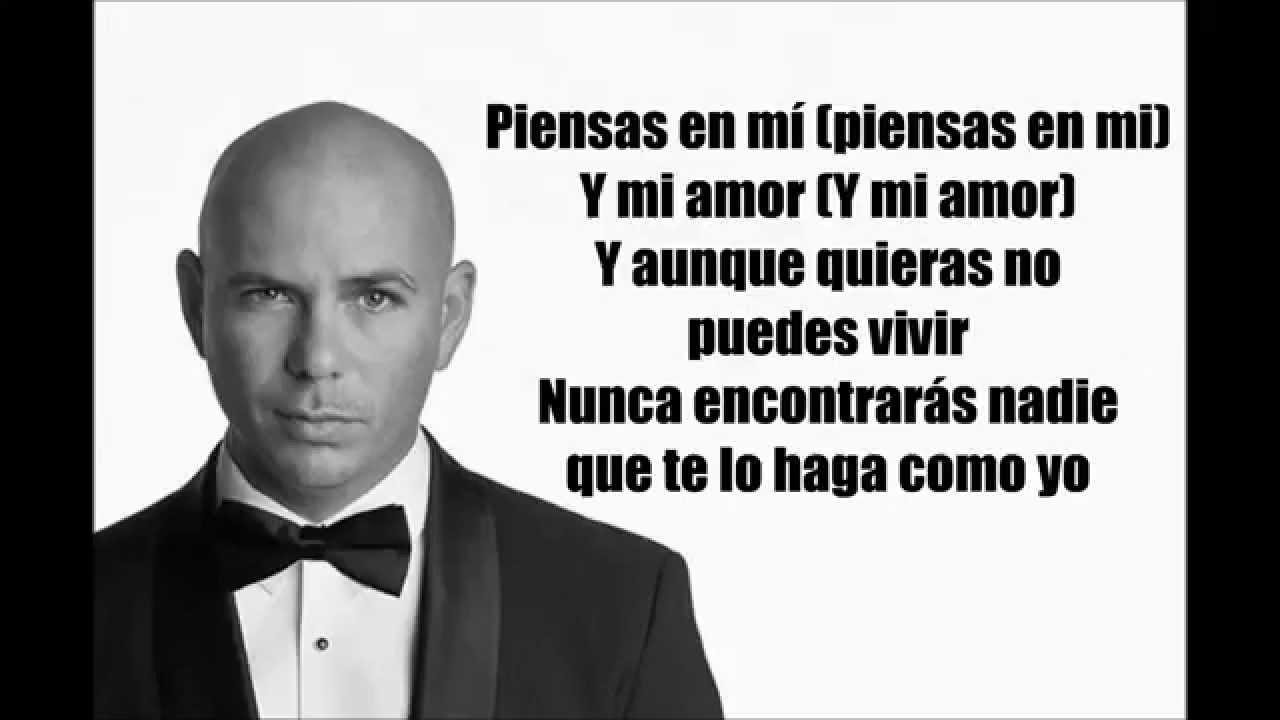 Download Pitbull - Piensas (Dile la Verdad) ft. Gente de Zona letras