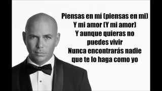 Pitbull - Piensas (Dile la Verdad) ft. Gente de Zona letras
