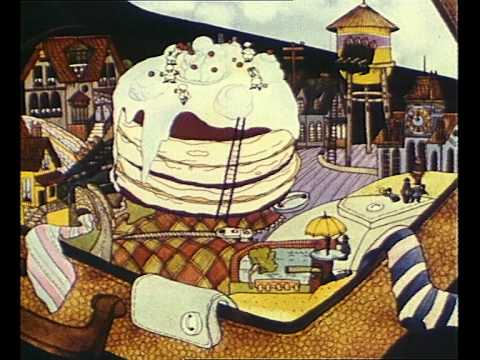 Мультфильм про чемодан