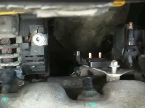 2003 Buick Rendezvous GM 34 Coil Pack and Spark Plug Removal - YouTube
