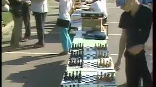 Программа Время. Новости Спорта, Шахматы.30.07.1988
