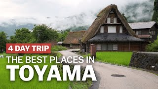 The Best Places in Toyama | japan-guide.com