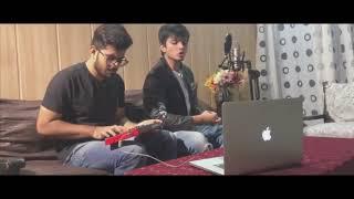 Ude Jab Jab Zulfen Teri With Punjabi Lyrics   Shivam Grover ft  Abhishek Mehndiratta