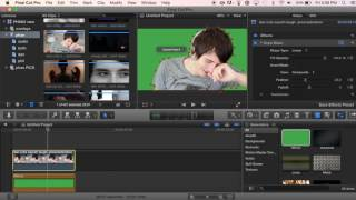 How To Mask Moving Objects - FCPX (Final Cut Pro X)