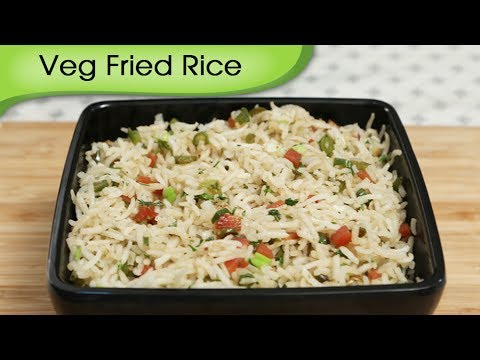 Veg fried rice how to make fried rice simple and easy rice veg fried rice how to make fried rice simple and easy rice recipe by ruchi bharani rajshri food forumfinder Choice Image
