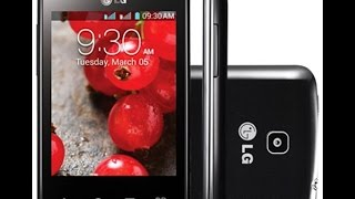 LG Optimus L2 II E435 Hard Reset and Forgot Password Recovery, Factory Reset
