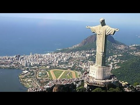 Южная Америка.  Часть 1.  Рио де Жанейро. Водопады Игуасу
