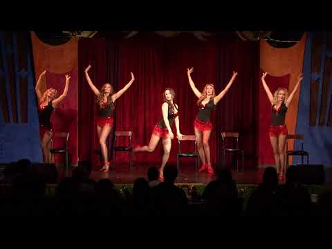 Oh, My GOLDness: A Cabaret - Chair Dance