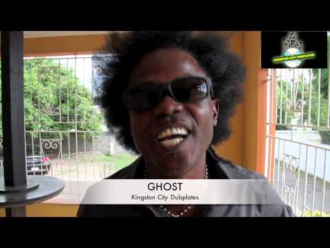 GHOST - (KINGSTON CITY DUBPLATE) GHOST DUBPLATE REGGAE DUBPLATE DANCEHALL DUBPLATE
