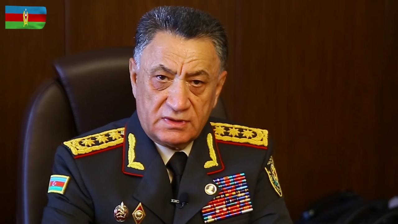 General-polkovnik Ramil Usubov - Bayram təbriki - 26.06.2020 - YouTube