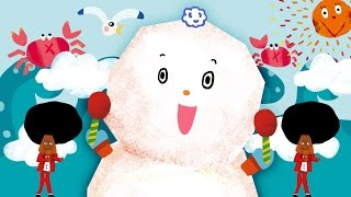 Welcome to the Snowman Party! (Japanese kids animation by TOKIOHEIDI)