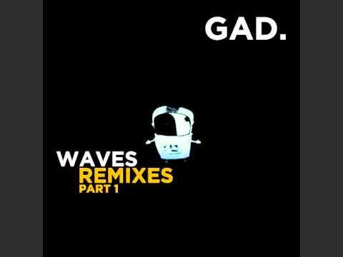 GAD. - Waves (Adrianos Papadeas Remix) [The Sound Of Everything]