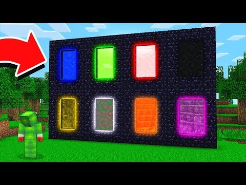 8-new-minecraft-dimensions!