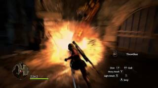 039 Dragon's Dogma DA 2017 - Expert Slow Playthrough - Bad Luck Day