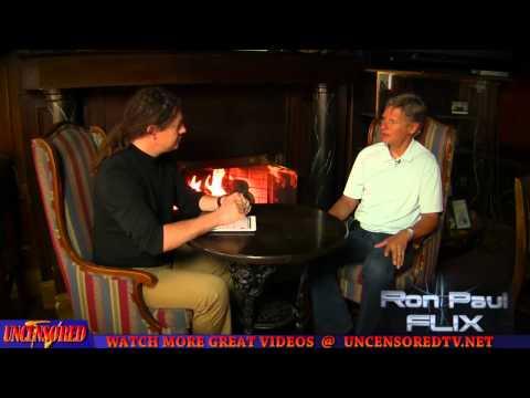 Ron Paul Flix Interviews Gary Johnson - Israel Anderson (2012-06-17)