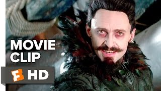 Pan Movie CLIP - Mind if I Cut in? (2015) - Hugh Jackman, Rooney Mara Movie HD