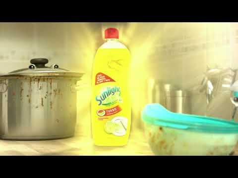 Sunlight Dishwashing Liquid