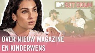 ANNA NOOSHIN over haar nieuwe MAGAZINE, VERLIEFD worden op VROUWEN en KINDERWENS | MTV Sit Down