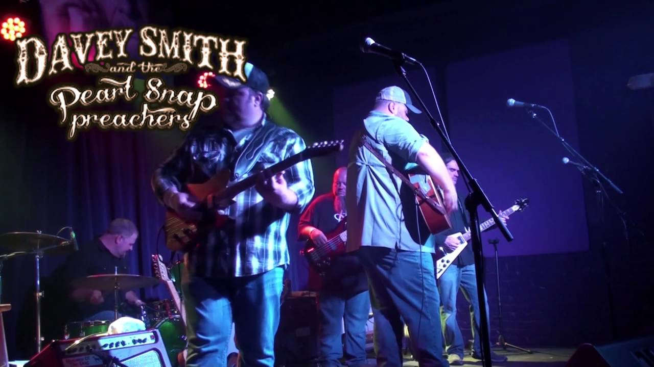 Swinging Doors Merle Haggard Cover By Davey Smith