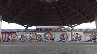 2018年8月18日(土)、鳥取県鳥取市で開催された「因幡の傘踊りの祭典」(...