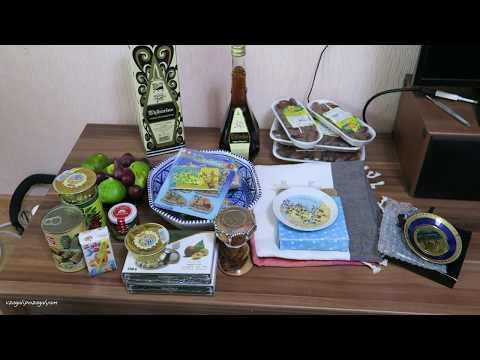 Что Мы Купили в Тунисе? Сувениры, Еда, Цены!
