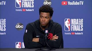 Toronto Raptors Saturday Media Availability | NBA Finals Game 2