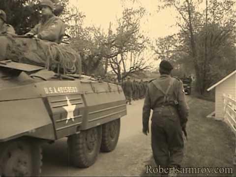 Germans surrender to Allies (Reenactement, Lowell, Indiana)