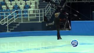 Шокирующий Плющенко видео с тренировки в Сочи(, 2014-02-17T05:39:00.000Z)