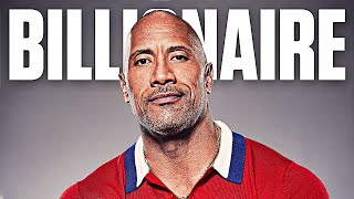 "Will Dwayne ""The Rock"" Johnson Become A Billionaire?"