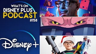 What Are We Looking Forward To Watching On Disney+ In November | What's On Disney Plus Podcast #158