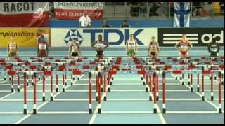 60м/б Финал Женщины - Чемпионат Мира в помещении Стамбул