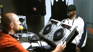 MC Creed & Nut Nut with DJ Billy Daniel Bunter