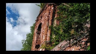 Храмы Солнца Ярославских земель. Богоявленская церковь. КОЛОКОЛЬНЯ