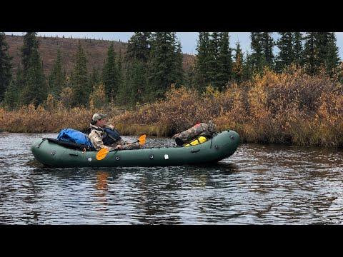 2019 Alaska Moose Float Hunt