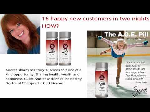 The A.G.E. Pill Sisel Business Opportunity