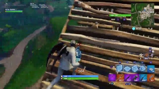 Fortnite #96 (repeatedly killing my brother)
