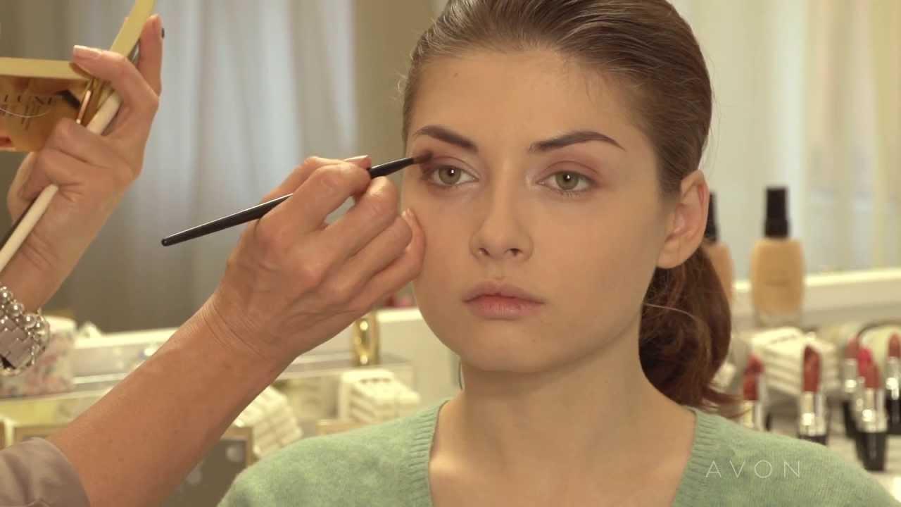 Косметика эйвон макияж видео