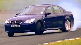 BMW M5 E60 Review #TBT - Fifth Gear