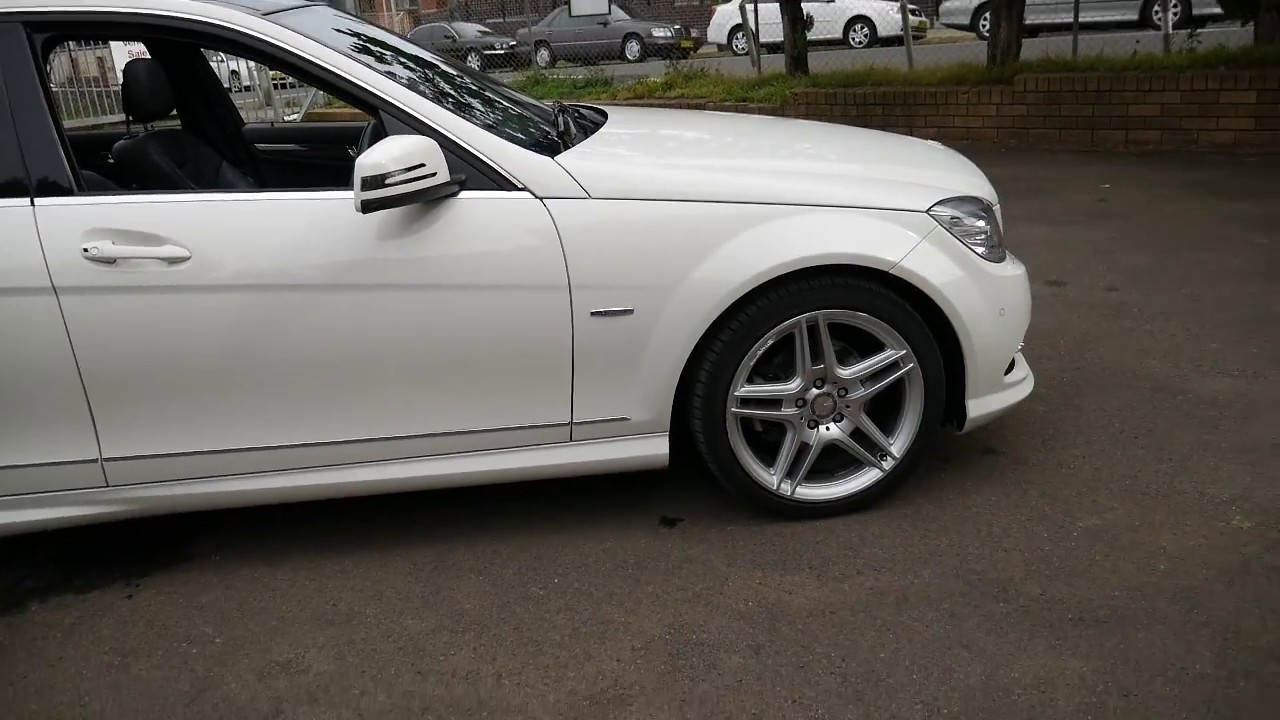2010 mercedes benz c250 cgi amg edition youtube for 2010 mercedes benz c250