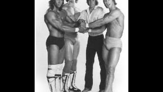 Faded Glory - Von Erich Story pt 1 of 4