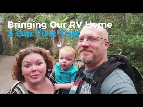 Bringing Our RV Home, OBX, and More! | Full-time RV Family | Five 2 Go Ep. 4