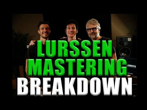 Mastering Music with the Pros: The Lurssen Mastering Console - Warren Huart: Produce Like A Pro