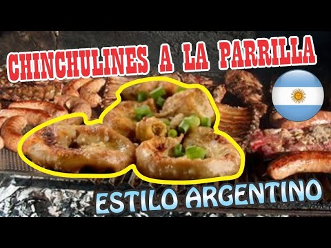 Chinchulines (Parrilla Argentina)